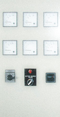 Manual Start Switchgear